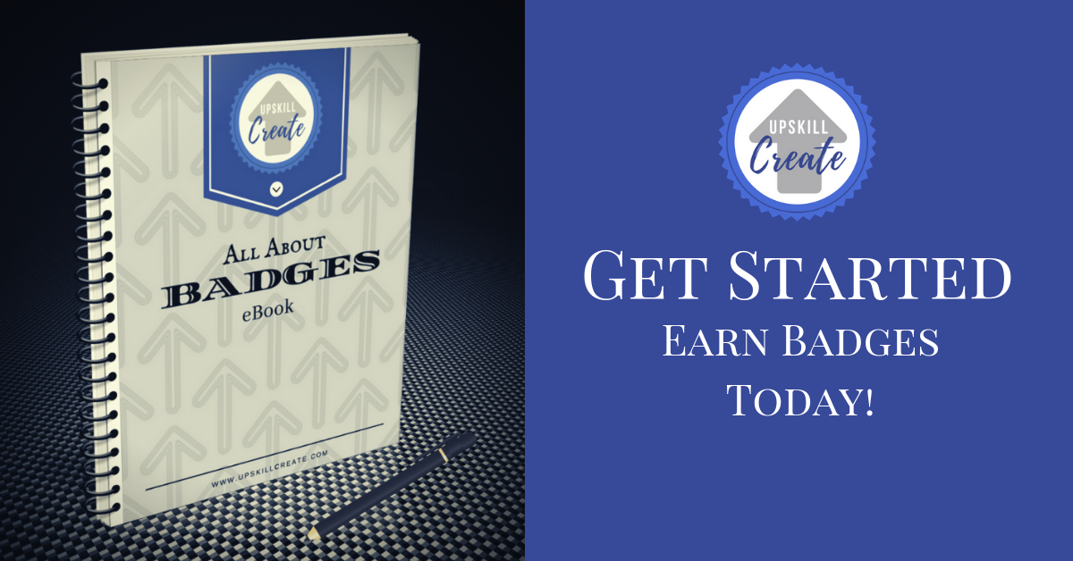Get Started Earn Badges Today with the All About Badges eBook