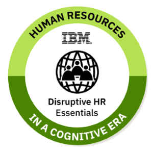 Disruptive HR in a Cognitive Era