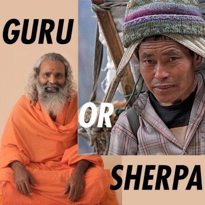 Guru or Sherpa?